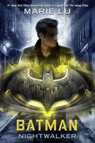 batman the nightwalker