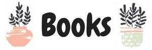 Monthly Recap - Books