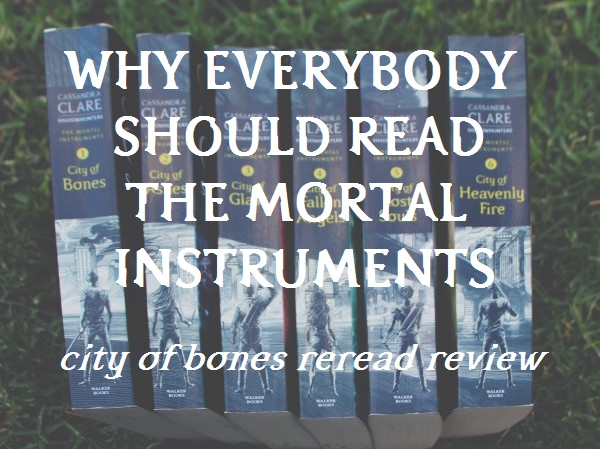 WHY EVERYBODY SHOULD READ TMI