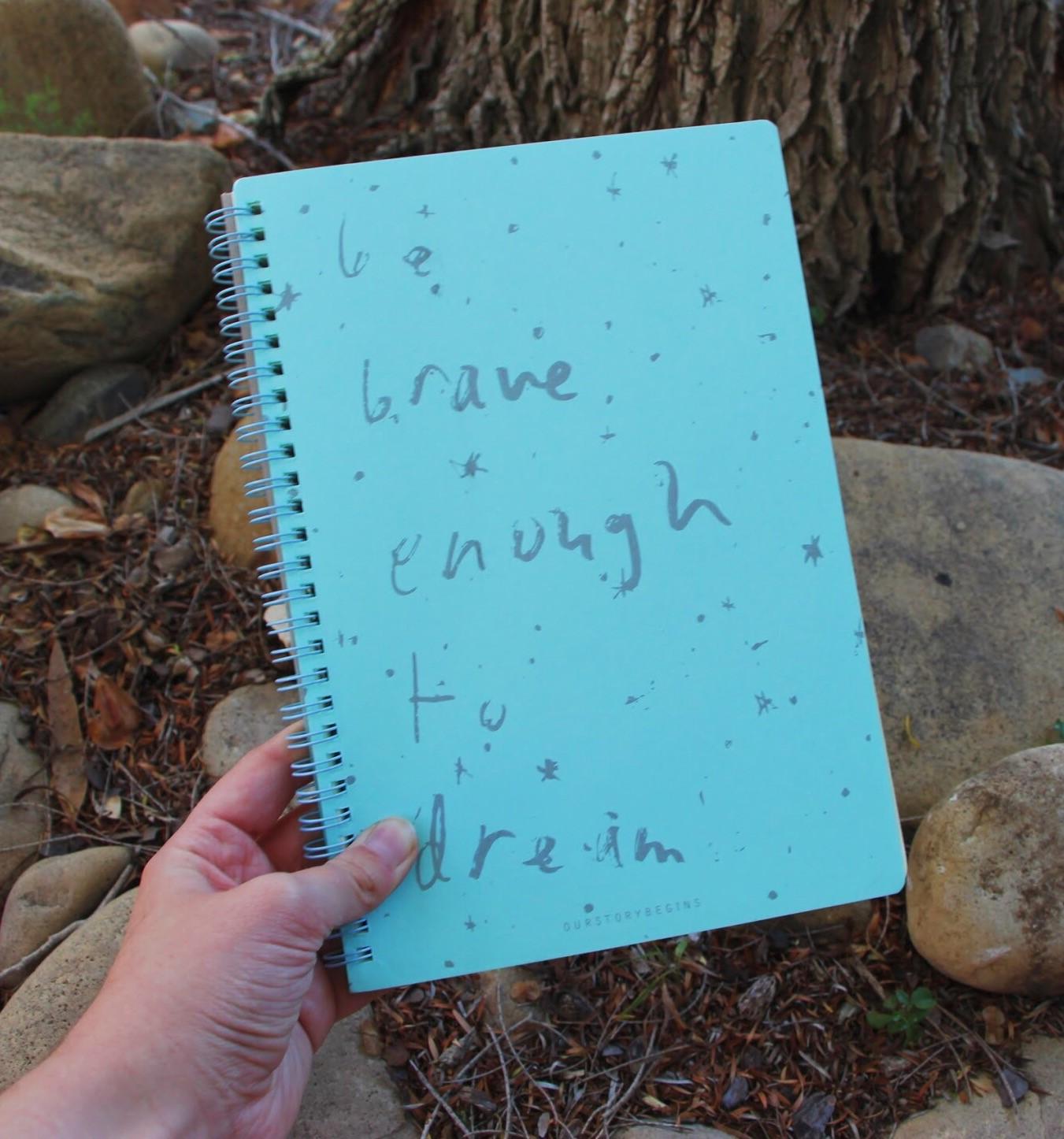 APRIL UNBOXING - notebook