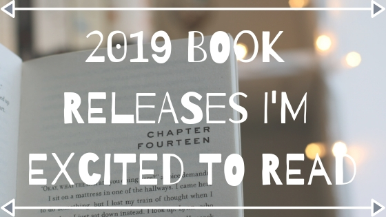 Anticipated 2019 book releases