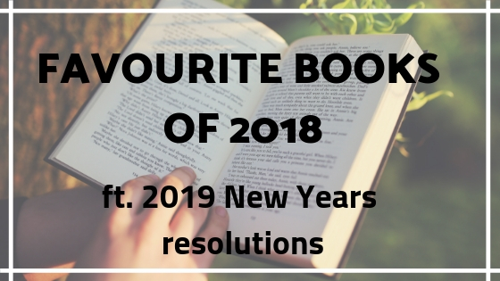 TOP 8 BOOKS OF 2018