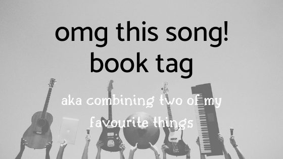omg this song! book tag